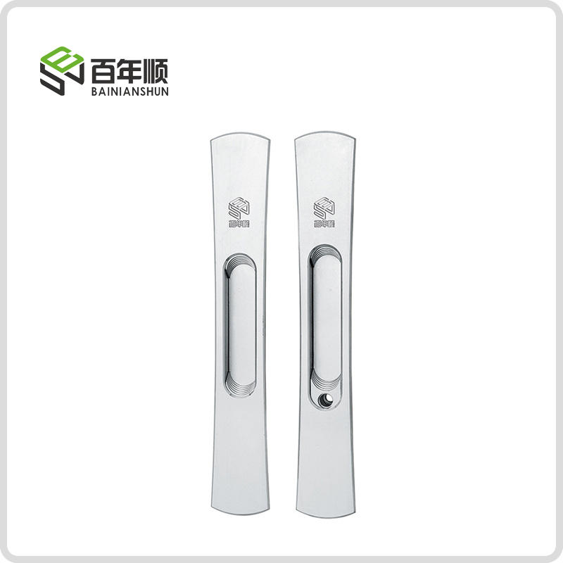 推拉门 - E01 - L 银色