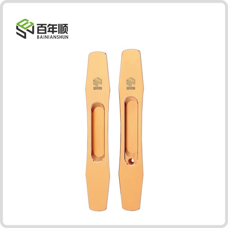 推拉门 - E02 - L 金色