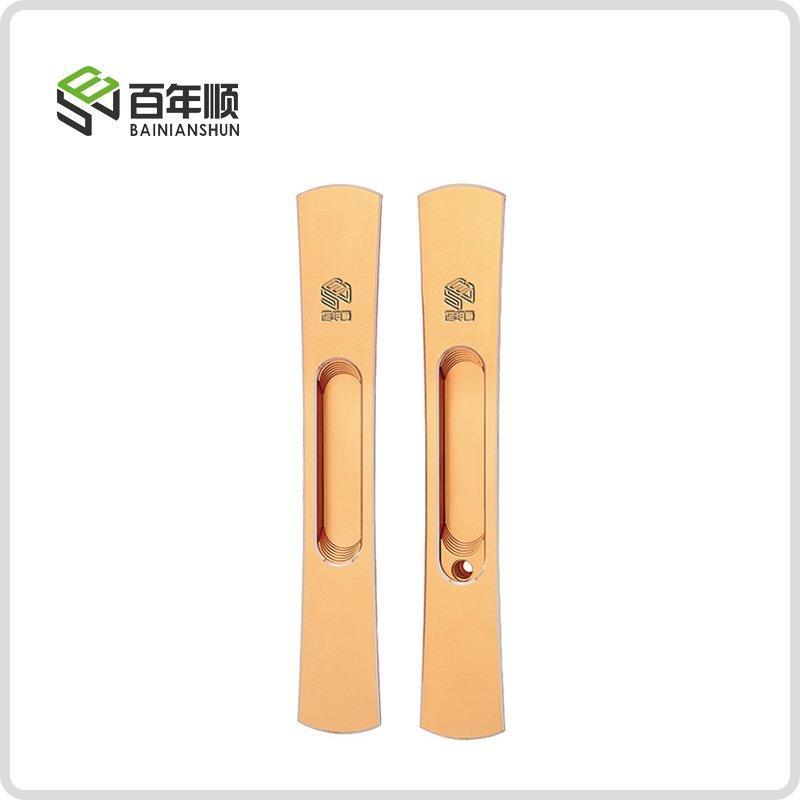 推拉门 - E01 - L 金色