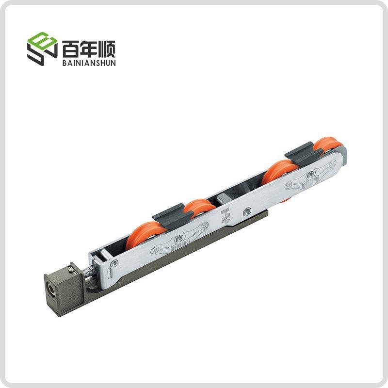 Stainless steel heavy duty pulley - B01
