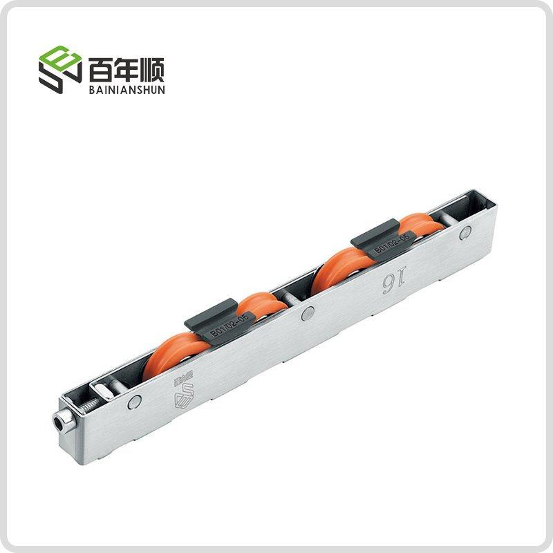 Stainless steel heavy duty pulley - B02