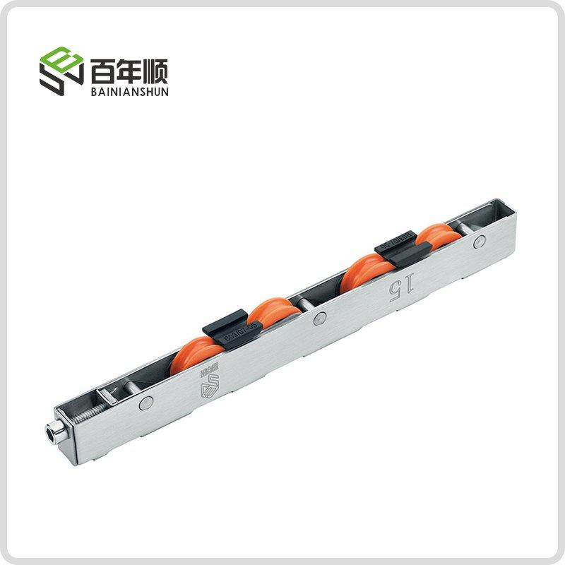Stainless steel heavy duty pulley - B03
