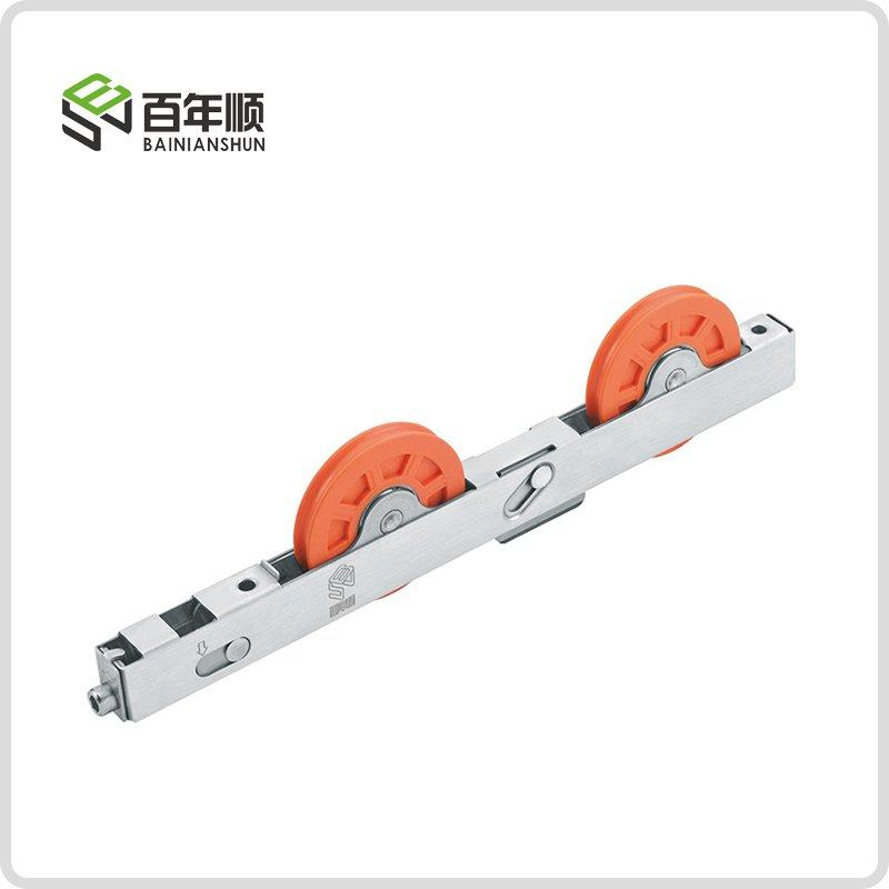 Stainless steel heavy duty pulley - H01